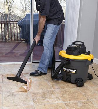 service vacuum cleaner